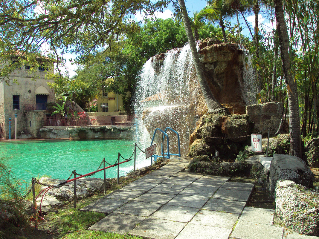 The Venetian Pool In Coral Gables The Coral Gables Blog